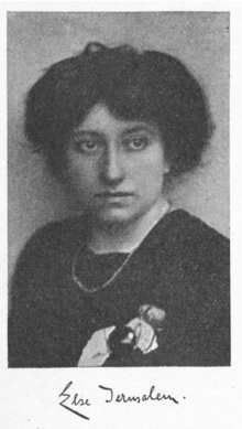Portraitbild_Else_Jerusalem_–_Fischer-Almanach_1911